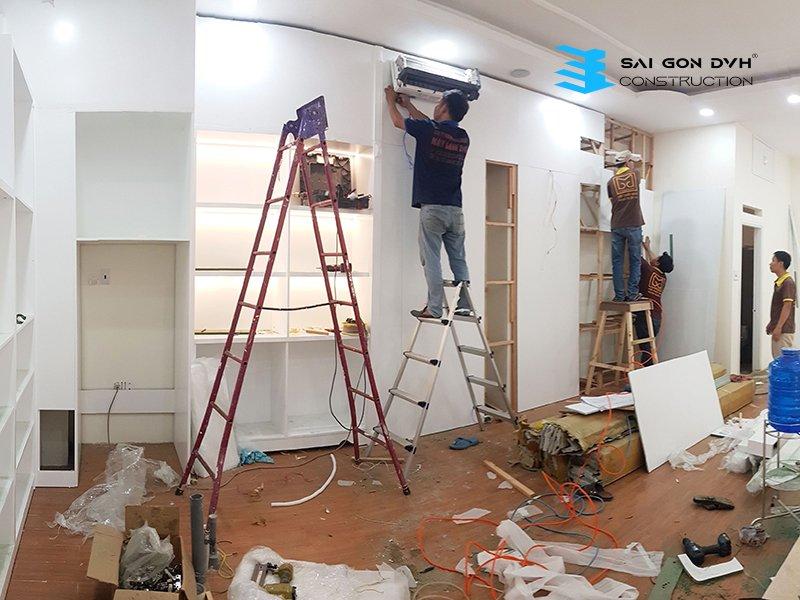Dịch vụ sửa chữa Quận Phú Nhuận - Sài Gòn DVH liên hệ: 0937 927 92