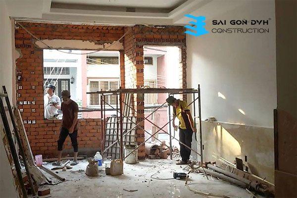 Dịch vụ sửa nhà Quận Tân Bình - Uy tín - Chất lượng - Liên hệ: 0937 927 925