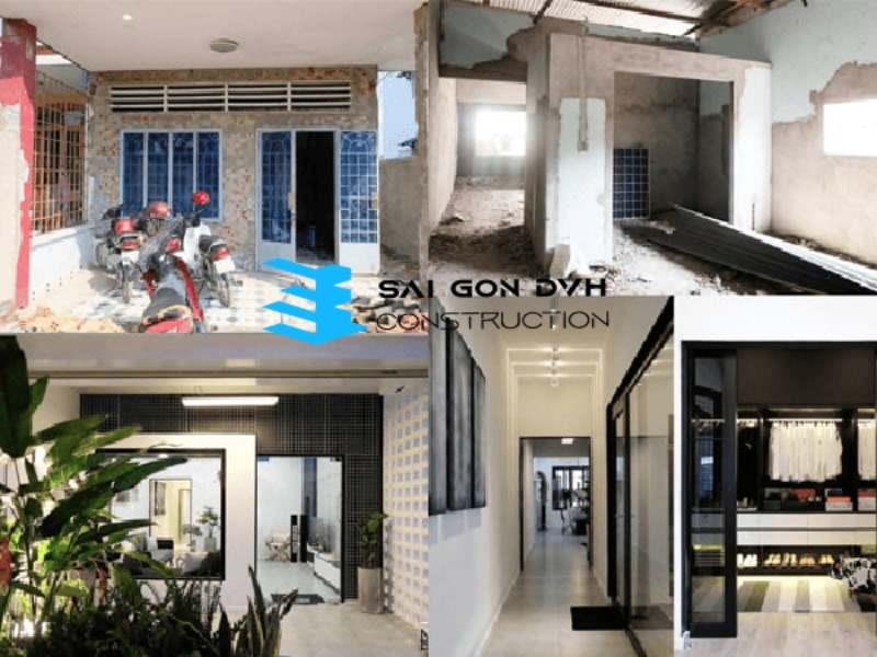 Sài Gòn DVH - Dịch vụ sửa chữa nhà tại TP Thủ Đức uy tín chất lượng