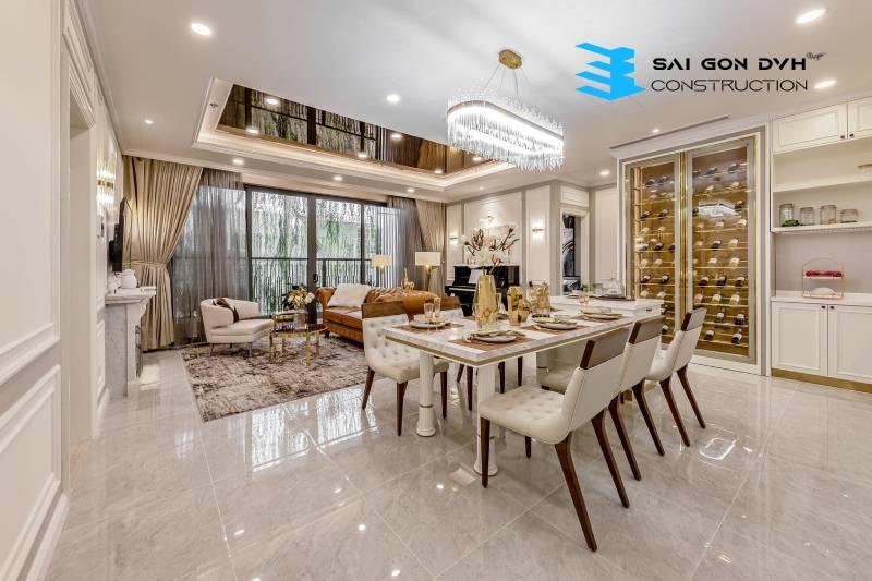 Sài Gòn DVH - Dịch vụ sửa nhà Quận Tân Phú - Liên hệ: 0937 927 925