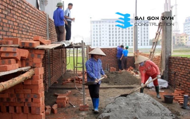 Dịch vụ sửa nhà tại Đồng Nai - Liên hệ: 0937 927 925
