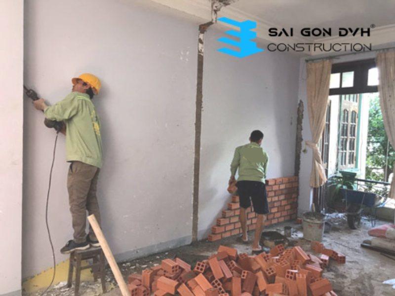Sài Gòn DVH - Dịch vụ sửa nhà tại Đồng Nai uy tín chất lượng