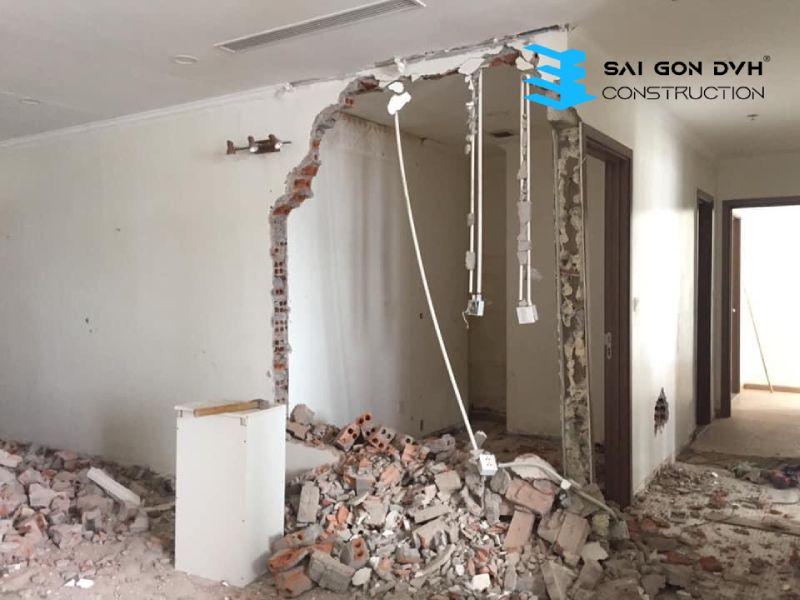 Xác định tình trạng hư hỏng và mục đích sửa chữa nhà của bạn