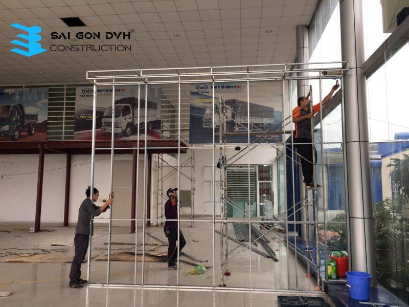Đội ngũ sửa chữa nhà tại TPHCM chuyên nghiệp nhiều kinh nghiệm