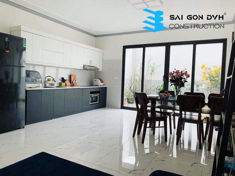 Sài Gòn DVH dịch vụ sửa chữa nhà tại Quận 6 chuyên nghiệp